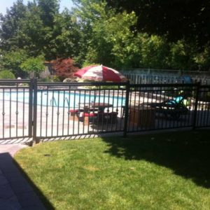 Aluminum Pool Fence Cost - Site