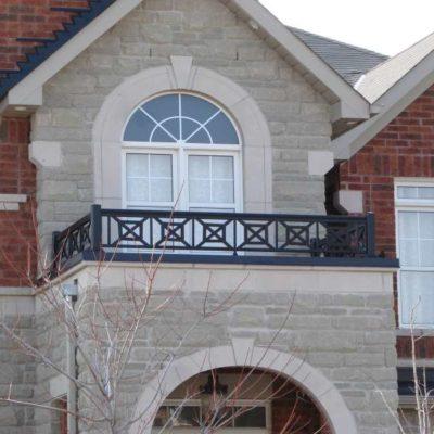 balcony fences