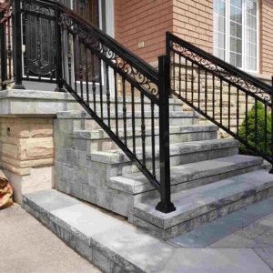Decor Aluminum Railing