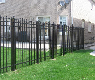 Aluminum Fence in Canada, Price, Types, Sizes, Colors, Suppliers