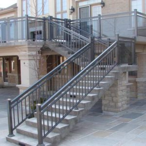 Aluminum Handrails in Canada, Systems & Accessories, Suppliers