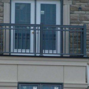Aluminum Juliet Balcony