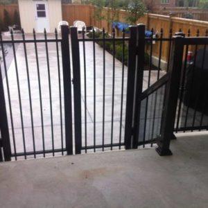 Aluminum Pool Gate