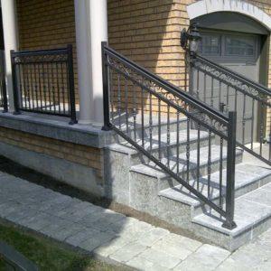 Aluminum Railings, Gates, Fences and Accessories in Toronto & GTA