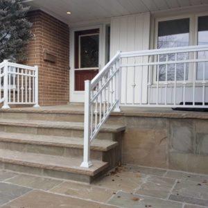 Aluminum Stair Baluster