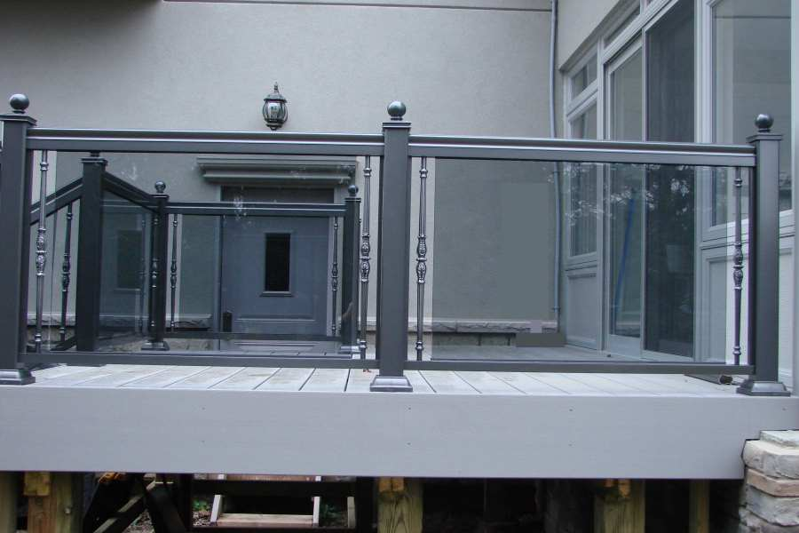 Aluminum Top Rails