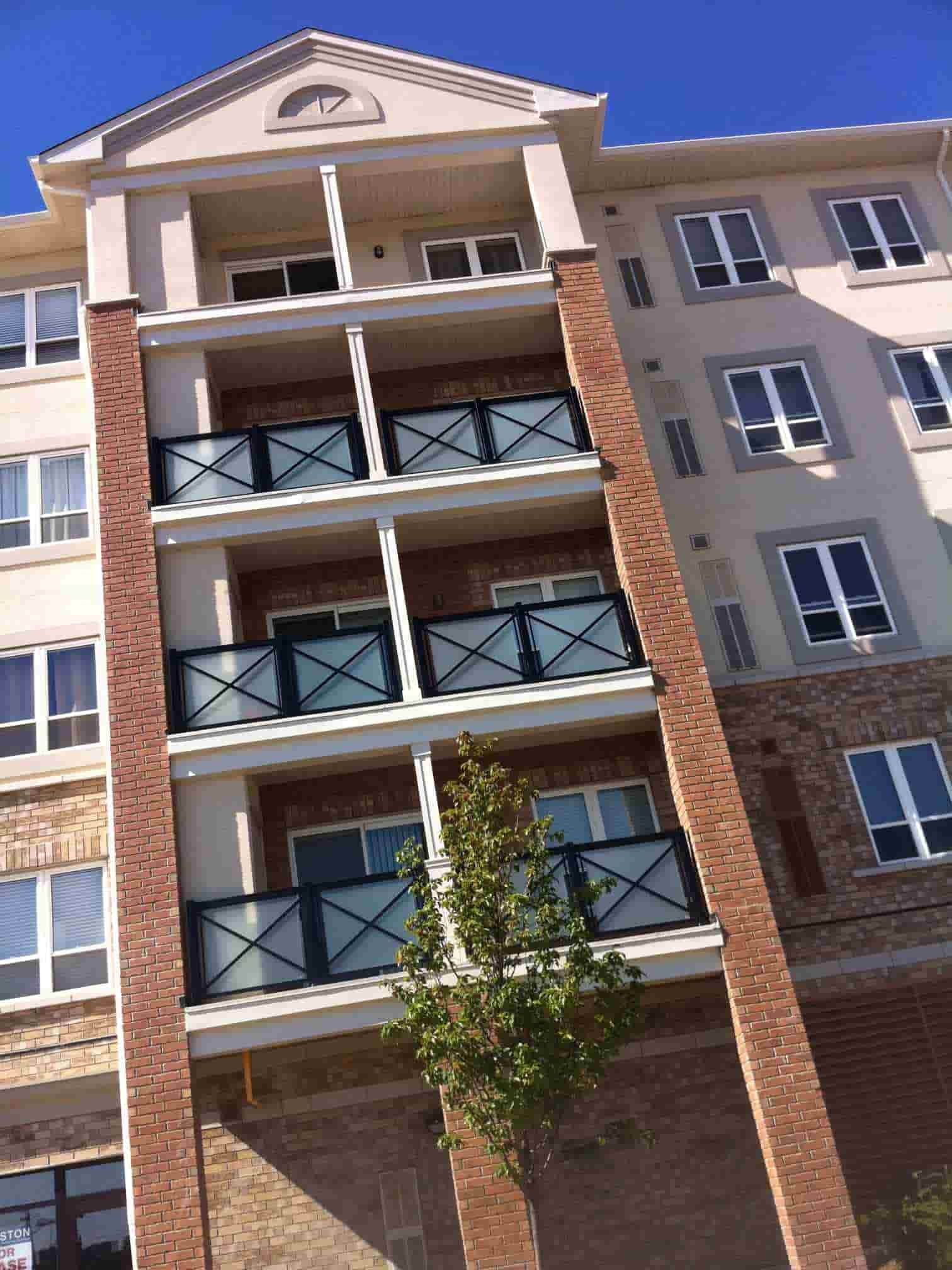 Glass Railing System Glass Balcony Glass Railing: Glass Balcony, Glass Railing Designs For Balcony