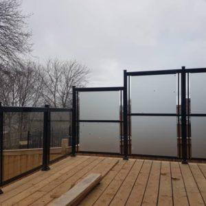 Glass Balcony, Glass Railing Designs for Balcony