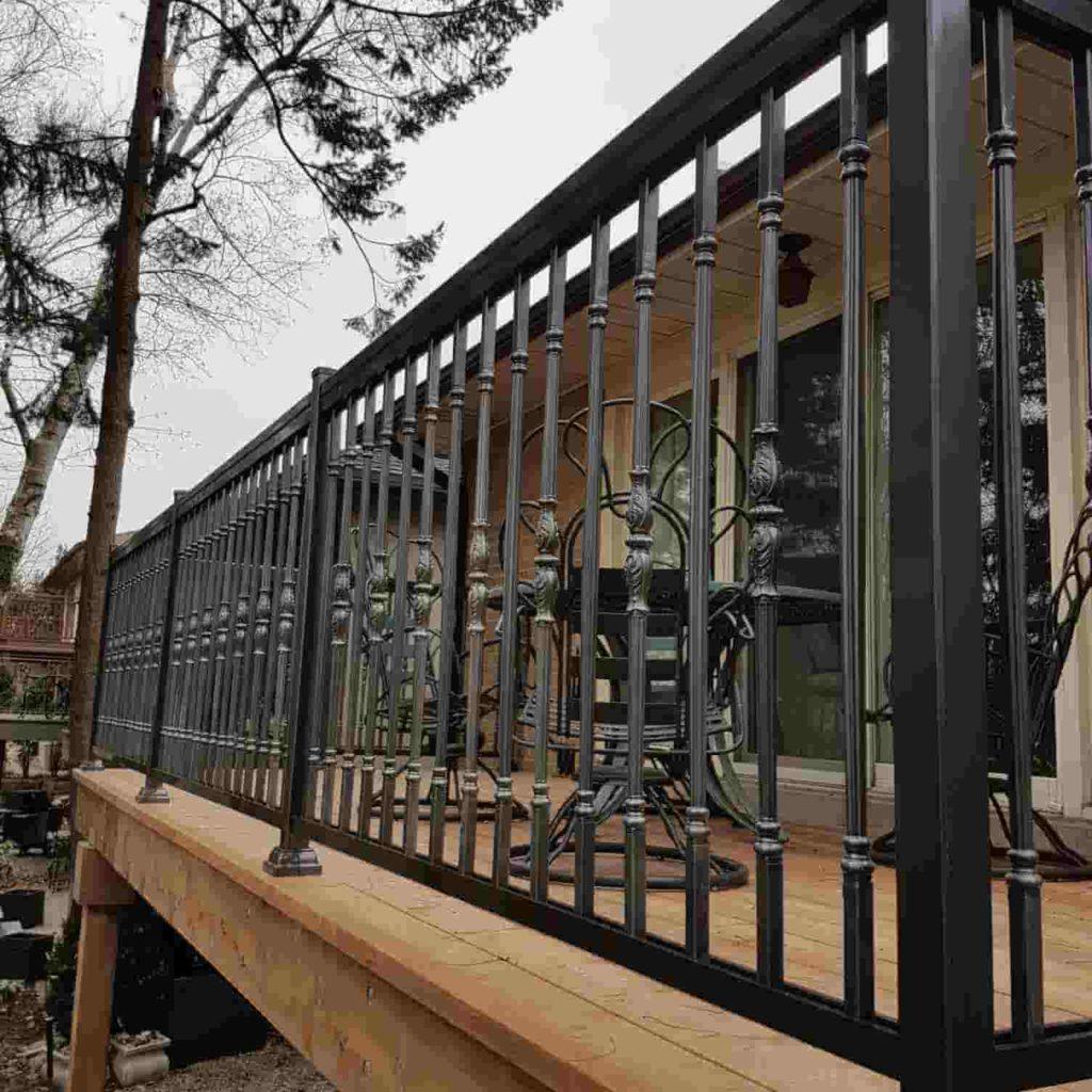 Modern Aluminum Deck Railings, Railing Systems & Designs